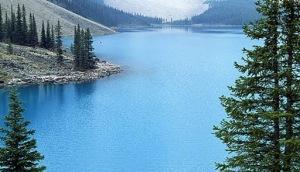 Los lagos del planeta se están calentando