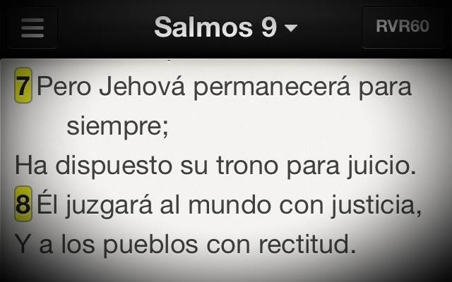 Confiemos en el que nunca se equivoca promesa salmo 9 7 for Sal9 en francais
