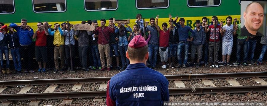 Migrantes-Refugiados